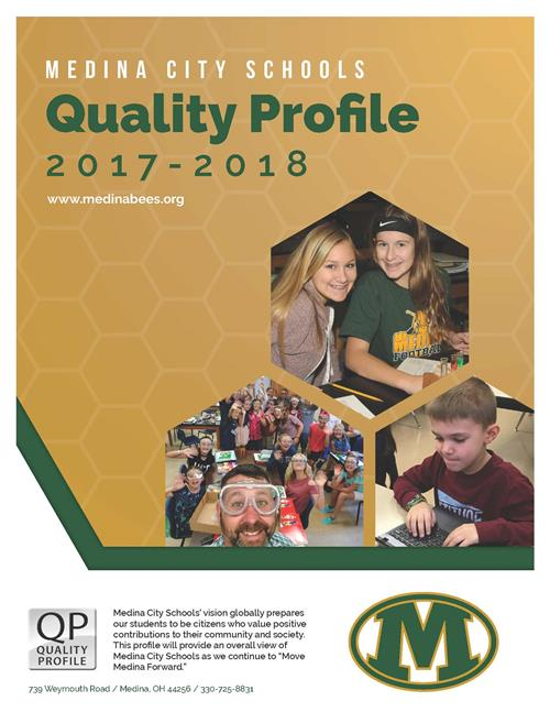 2017-2018 Medina City Schools Quality Profile